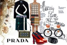 """""""""""Mod"""" for Prada."""" by bastion ❤ liked on Polyvore"""