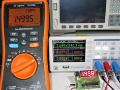 Simple 3A DC Current Meter Using PIC for PowerSupply