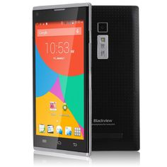 Blackview Crown 5.0 inch HD MTK6592 Octa Core Android 4.4 2GB/16GB Smartphone-Black--$249.95
