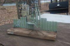 Vintage HEMPE Manufacturing Co Saw Miter Box
