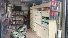 Custom Solutions Customer images – Custom Solutions UK Dewalt Tough System, Van Racking, Mobile Workshop, Transit Custom, Van Interior, Side Door, Locker Storage, Drawers, Interiors