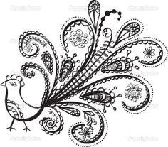 Southwest Peacock