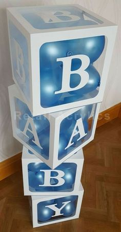 Baby Shower Decorations Boxes Super Baby Blocks Acrylic Boxes Baby Shower Part . Baby Shower Decorations Boxes Super Baby Blocks Acrylic Boxes Baby Shower Part . Baby Shower Decorations Boxes Super Baby Blocks Acrylic Boxes Baby Shower Part . Baby Shower Azul, Regalo Baby Shower, Fiesta Baby Shower, Baby Shower Balloons, Baby Shower Decorations For Boys, Boy Baby Shower Themes, Baby Boy Shower, Baby Shower Gifts, Boy Baby Showers