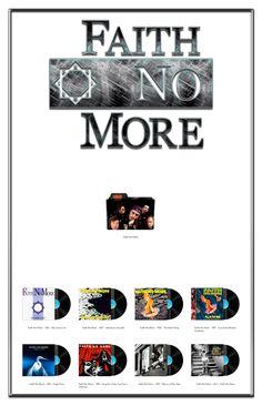 Album Art Icons: Faith No More