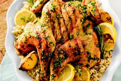 10 Easy Clean Eating Recipes for Beginners You are in the right place about Diet Tips Here we offer Herb Chicken Recipes, Summer Chicken Recipes, Herb Recipes, Kosher Recipes, Grilling Recipes, Cooking Recipes, Kosher Food, Grilling Ideas, Cooking Time