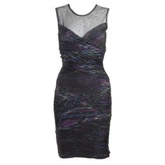 Sophistication meets sexy in this #BCBG Max Azria evening dress, Also comes in black and blue. http://ss1.us/a/a7g2A45m
