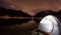 The World's First Comfortable Camping Experience: Aesent
