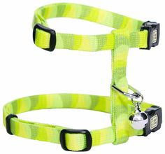 Catit Style Adjustable Cat Harness and Leash Set in Jungle Stripes ** You can find more details by visiting the image link. (This is an affiliate link and I receive a commission for the sales)