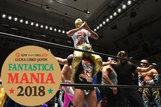 """""""NJPW's Annual Cross Cultural Tradition Continues!""""           """"Fantasticamania!"""" (FM) It's where New Japan (NJPW) and Consejo Mundial de Lucha Libre (CMLL) team up to start the year with the best in lucha libre. The 8th annual event's line up as been announced and I can't wait to see it! Some of the names include: the original """"Ingobernable"""" Rush, Niebla Roja, Dragon Lee and Cuartero"""