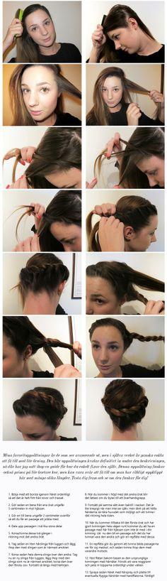 twist wrap around braid