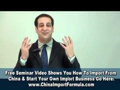 (Posted from mrsourcing.com)     http://www.chinaimportformula.com In this video we discuss sample testing and buying direct from China and cutting out the middle man. If you have wanted to …   Read more on http://www.mrsourcing.com/get-wholesale-from-china-discover-how-to-acquire-direct-from-china/