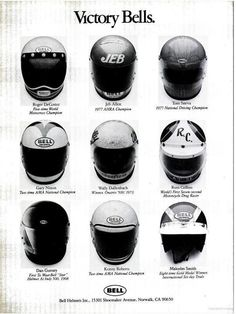 Conditional: If you use Bell Helmets, then you're a Power Ranger. Racing Helmets, Motorcycle Helmets, Bell Helmet, Vintage Helmet, Custom Helmets, Royal Enfield, Cool Bikes, Indian Menswear, Cars