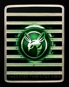 The Green Hornet key art