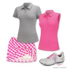Ladies Golf Outfit of the Week OOTD | Golf4Her