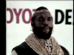 T-Riffic Toyota Deals with Mr T (TNT-9, 1985)