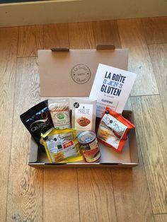 La Boîte Sans Gluten de janvier ! #laboitesansgluten #glutenfree #sansgluten