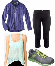 Outfits Under $100: Looking Stylish at the Gym - College Fashion