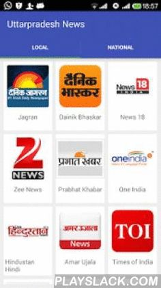 UP News  Android App - playslack.com ,  Handpicked collection of most read News from major leading newspapers. Get the latest update of the Uttar Pradesh state. Push notifications to keep you updated. The App will keep you updated with the latest happening in the state, nation and is an essential daily companion for life. Being updated with news, helps in exam preparation for UPSC, Government jobs and many exams as it improves the General Knowledge. Share the news on WhatsApp, facebook…