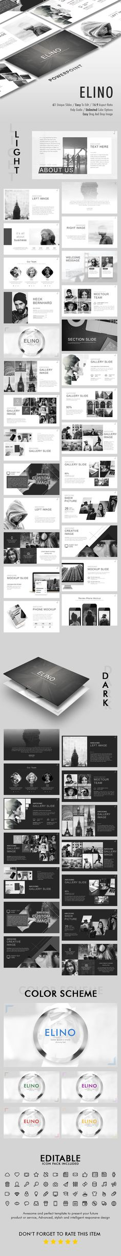 Business Experiences Flyer template, Powerpoint presentation - microsoft white paper template