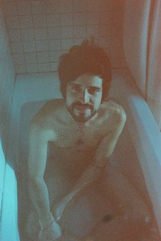 Devendra Banhart photographed by Ana Kras.