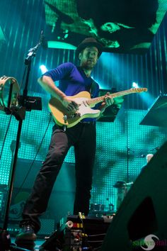 Ed O'Brien Radiohead