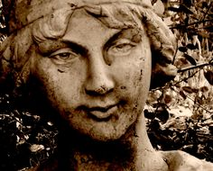 Photograph Garden Statue by Sherry Lore on 500px