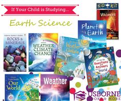 Best of Usborne on Earth Science
