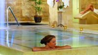 The natural healing powers of water - QUA Baths, Caesars Palace, Las Vegas