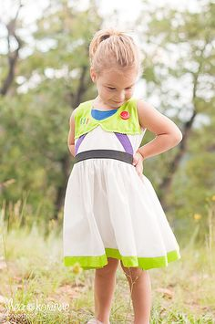 She'll go to infinity and beyond in Playful Princesses' feminine take on Buzz Lightyear ($80).