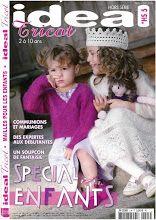 Billede: Knitting Books, Knitting For Kids, Crochet For Kids, Loom Knitting, Baby Knitting, Knit Crochet, Crochet Hats, Knitting Magazine, Crochet Magazine
