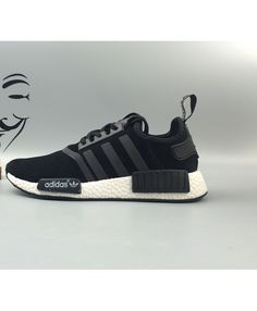 d2ae924642bdb Running Shoes Adidas NMD Men Women Fur Black White Hot Sales