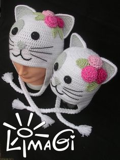 made by Limagi hat - gorro