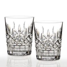Waterford Crystal Gifts, Lismore Top Gifts Collection - Collections - For The Home - Macy's Waterford Lismore, Waterford Crystal, Old Fashioned Glass, Cocktail Glass, Crystal Gifts, Top Gifts, Brilliant Diamond, Tableware, Kitchenware