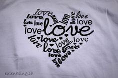 (Plotter-)Love (mit Freebie)