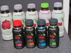 My favorite flavor is the cherry black tea one oh my it tastes so good!