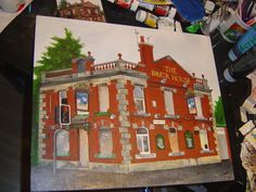 Brick House, Heywood