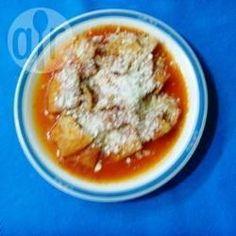 Foto de la receta: Chilaquiles rojos