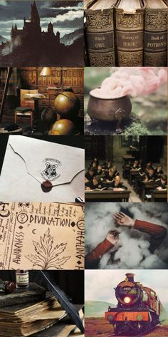 Harry Potter Aesthetics