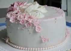 Babyborn cake - girl