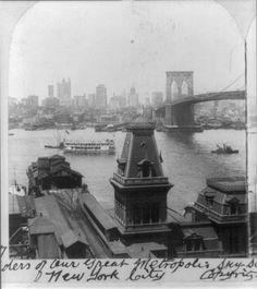 Vintage NYC photograph