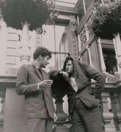 Freud & Behan.