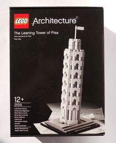 LEGO Architecture 21015 The Leaning Tower of Pisa Italy New in sealed box - Lego Ideen