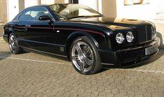 Stunning Bentley Brooklands coupe