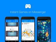 Instant Games Now Available to All Facebook Messenger Users #Android #Google #news