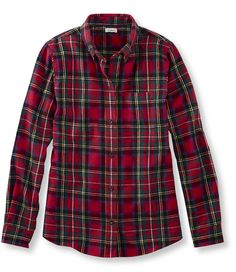 Scotch Plaid Shirt • To Pair with Bean Boots