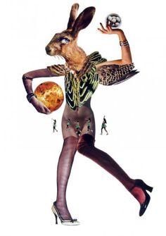 ostere arises - Deborah Kelly Digital Collage, Collage Art, Mark Rothko, Giraffe, Contemporary Art, Illustration Art, Wonder Woman, Graphic Design, Superhero