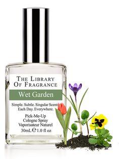 The Library of Fragrance Wet Garden 30ml