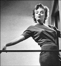 Halsman 54 Marilyn photographed by Philippe Halsman
