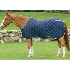 Big D All-American Closed Front Stable Blanket