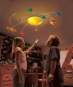 Brainstorm - Solar System In My Room Mobile